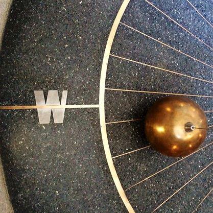 the Pendulum Pit in Annapolis